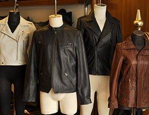 Suede, Leather & Waxed Garments Cleaning