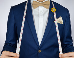 Groom Suit Alterations