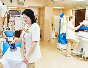 Hotel Laundry & Dry Cleaning