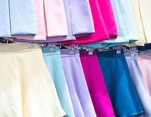Short Skirt Dry Cleaning