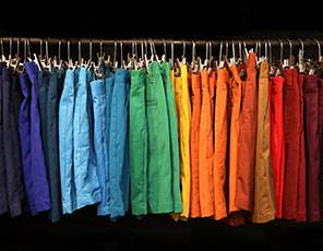 Shorts Dry Cleaning